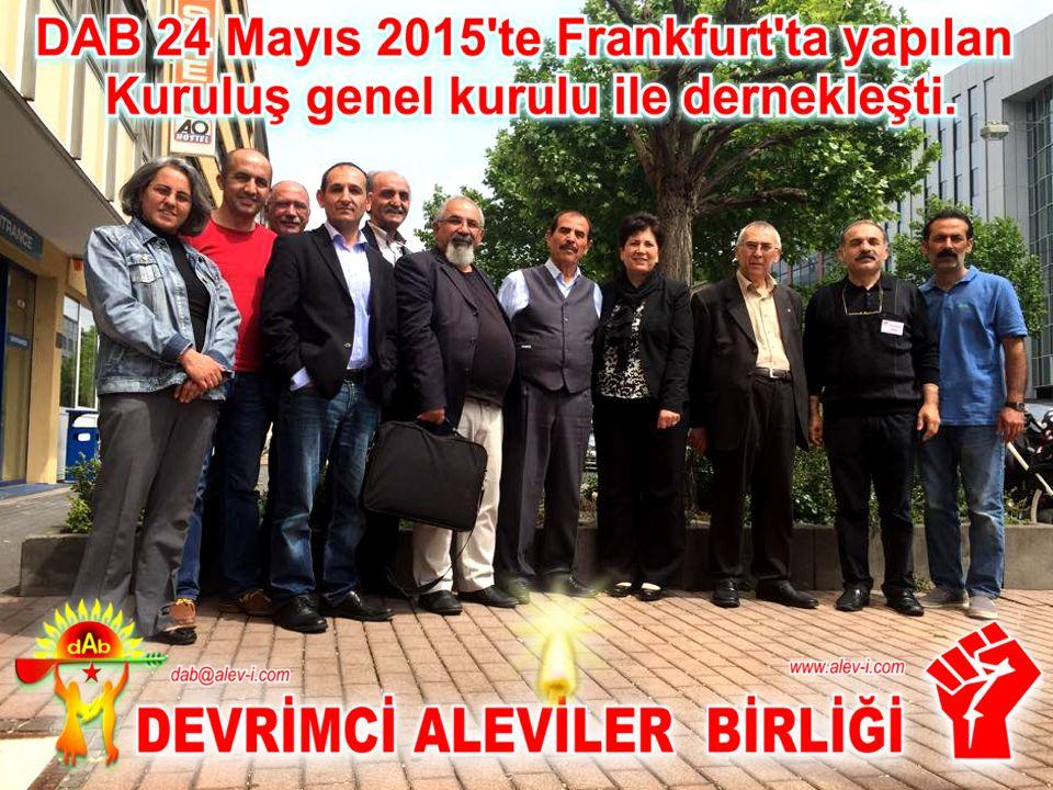 dab kurulus 24 mayis 2015