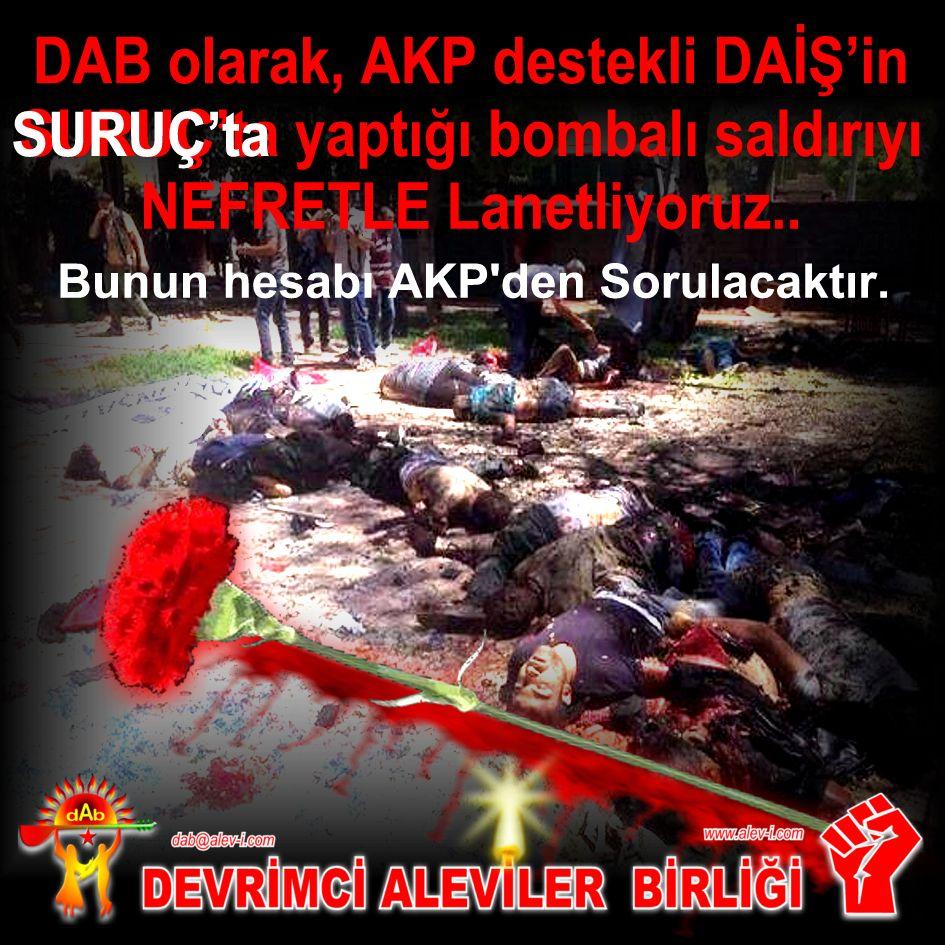 Suruc katliami devrimciAleviler birligi DAB 3